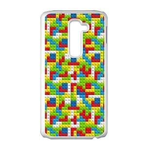 Tetris For LG G2 Csae protection phone Case BXU352864