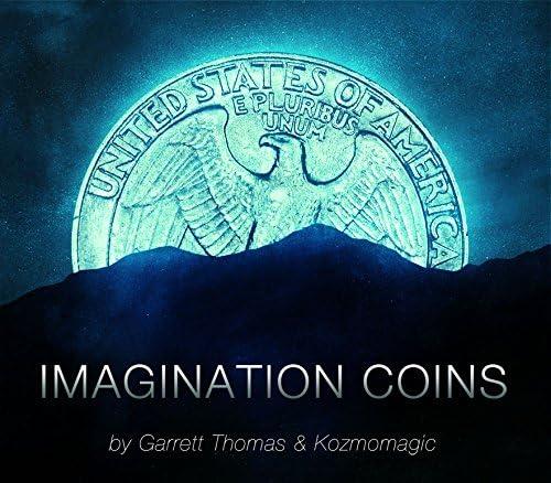 Imagination Coins (DVD + Gimmick US)