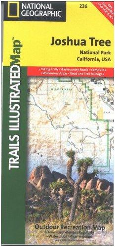 Map: Joshua Tree National Park
