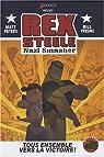 Rex Steele Nazi smasher (1DVD) par Peters