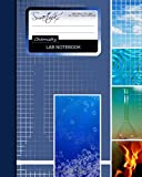 Lab Notebook: Chemistry Laboratory Notebook for Science Student / Research / College [ 101 pages * Perfect Bound * 8 x 10 inch ]