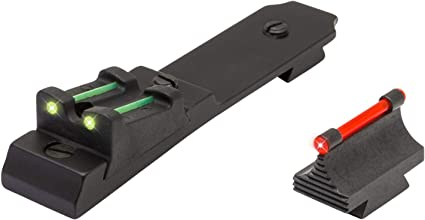 TRUGLO Fiber Optic Rifle Sight Set-Winchester 94 Rouge//Vert TG112 NOUVEAU