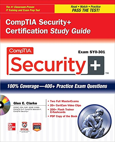 CompTIA Security+ Certification Study Guide (Exam SY0-301) (enhanced ebook) (Official CompTIA (Cts Lab)