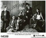 NCIS Full Cast Signed Laughing CBS Paramount Studio Reprint 8 x 10 Photo