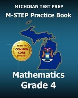 Amazon.com: MICHIGAN TEST PREP Reading and Writing Common Core ...