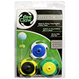 ProActive Sports Tee Claw Artificial Grass Mat Real Tee Holder & Alignment Training Aid