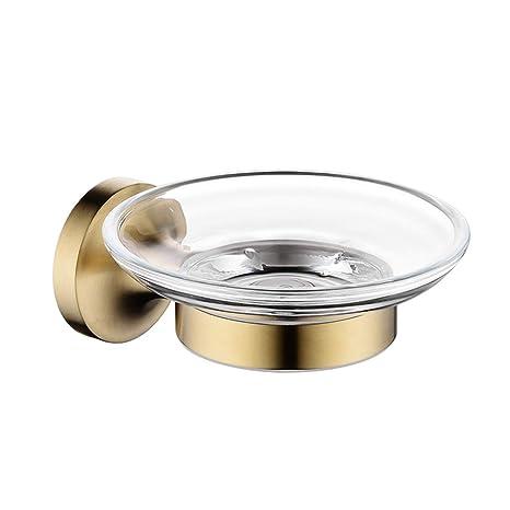 Amazon.com: Juego de accesorios de baño de acero inoxidable ...