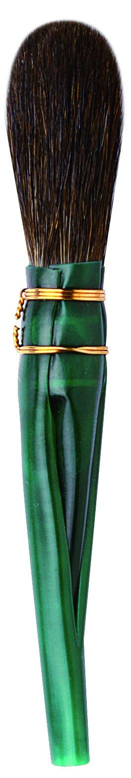 da Vinci Gilding Series 710 Double Quill Gilder Mop, Oval Blue Squirrel Hair, Size 4