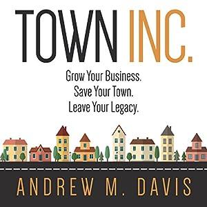 Town Inc. Audiobook