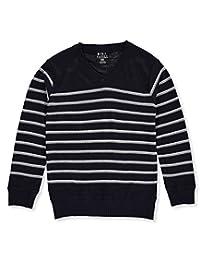 Faze 1 Big Boys' V-Neck Sweater