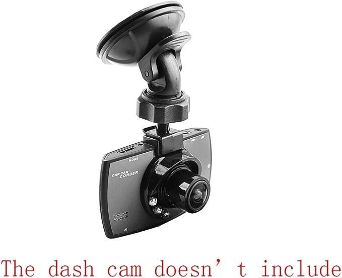 Montaje de ventosa holderbracket para coche Dash Cam G1WH Xiaomi Yi Cámara 1 piezas