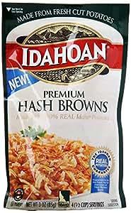 Idahoan Hash Browns, 3 oz