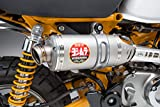 Yoshimura RS-3 FULL SYSTEM fits 2019-2020 Honda Monkey 125, 12130A5500