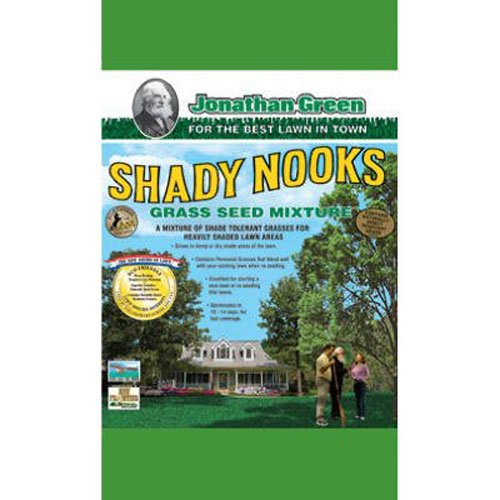Jonathan Green & Sons 11957 3lb Shady Nooks Seed (Shady Nooks Grass Seed)