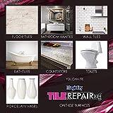 MagicEzy Tile Repairezy - (Honey Beige) Fix Ceramic Tile Cracks and Chips in Seconds - Strong Touchup Tile Gap Filler - Ceramic, Porcelain & Stone Tile Paint