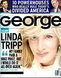 George Magazine - December 2000: Linda Tripp, Kevin Costner, Bill Maher