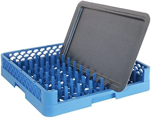 50 cm x 50 cm lavavajillas cesta en azul para bandejas: Amazon.es ...