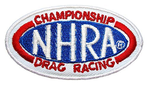 - NHRA Drag Racing Pro Stock Races Game Patch Sew Iron on Logo Embroidered Badge Sign Emblem Costume BY Dreamhigh_skyland