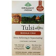 India Chai Masala Tulsi Tea ( 6x18 CT)