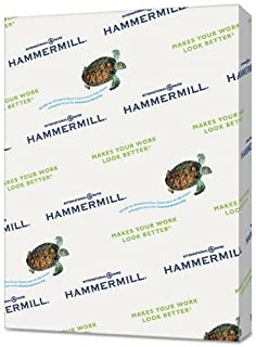 product image for Hammermill 103309CT Recycled Colored Paper, 20lb, 8-1/2 x 11, Blue, 5000 Sheets/Carton