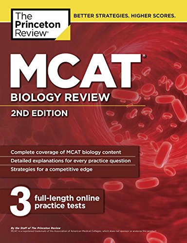 Download MCAT Biology Review, 2nd Edition (Graduate School