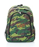 Personalized Camouflage School Backpack (Basic Camo)