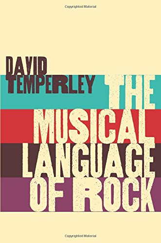 The Musical Language of Rock pdf epub