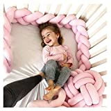 Soft Knot Pillow Decorative Baby Bedding Sheets