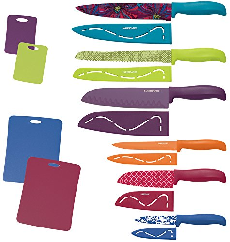 farberware-16-pc-knife-and-cutting-board-geo-set-one-size