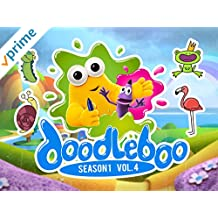 Doodleboo: Season 1, Volume 4