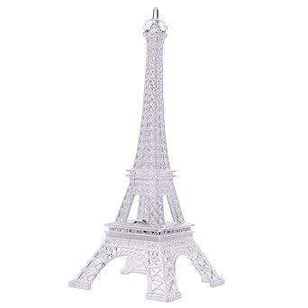 Tour Lampe Janecrafts 22cm 3 Eiffel Led Lumineux Multicolore Modes Veilleuse Lumière Atmosphère Éclairage pSUzVM