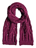 Roxy - Womens Shooting Star S Scarf, Size: O/S, Color: Magenta Purple