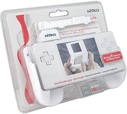 Chargeur nintendo DS Lite - Charger grip lite [Importación francesa]: Amazon.es: Videojuegos
