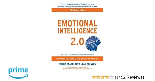 Emotional Intelligence 2 0: Travis Bradberry, Jean Greaves