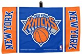 WinCraft NBA New York Knicks Waffle Golf Towel, 14 x 24 inches