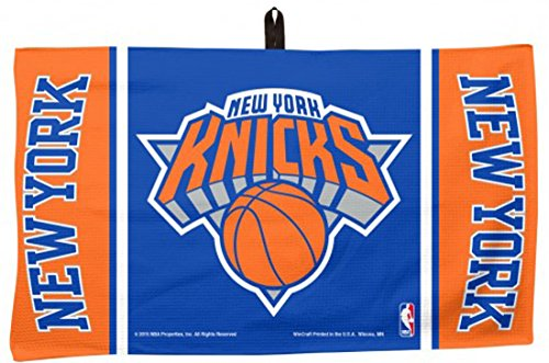 WinCraft NBA New York Knicks Waffle Golf Towel, 14 x 24 inches by WinCraft