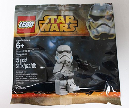 Lego Star Wars Stormtrooper Sergeant 5002938 Polybag Minifigure - Star Wars Arf Trooper