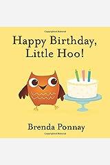 Happy Birthday, Little Hoo! Paperback