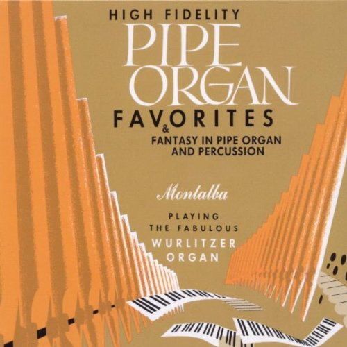 Price comparison product image Pipe Organ Favorites & Fantasy in Pipe Organ and Percussion