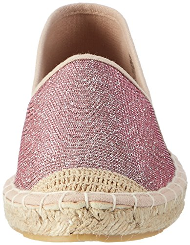 Jane Klain Damen 242 421 Espadrilles Pink (ROSE)