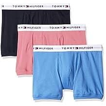 Tommy Hilfiger mens Underwear 3 Pack Cotton Classics Trunks