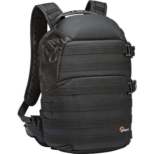 Lowepro ProTactic 350 AW - A Professional Camera Backpack for 1-2 Pro DSLR Cameras and 13