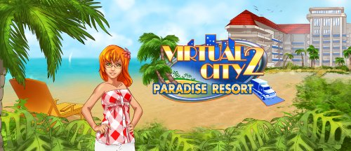 Virtual City 2: Paradise Resort - Microsoft Office Ice