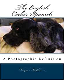 English Cocker Spaniel: A Photographic Definition: Maryann