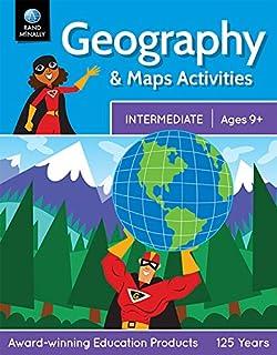 Rand McNally Beginner Geography & Map Activities Workbook