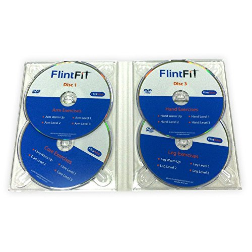 FlintFit Stroke Recovery Exercises: Therapy Videos for Hands, Arms, Core, and Legs by FlintFit (Image #2)