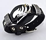 Camplayco Fairy Tail Watch Style Wrist Bracelet Cool Punk Style