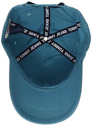 única Flag Unisex M del OS Tju Tommy Talla Green Adulto Verde Cap Hilfiger 334 Blue Slate de Fabricante Gorra béisbol xnZqwSq