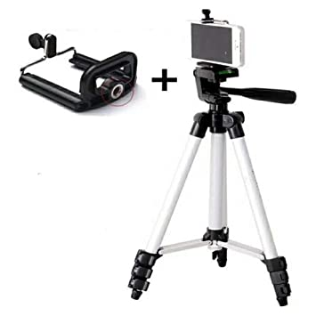 William-Lee - Soporte de trípode para videocámara con proyector de ...