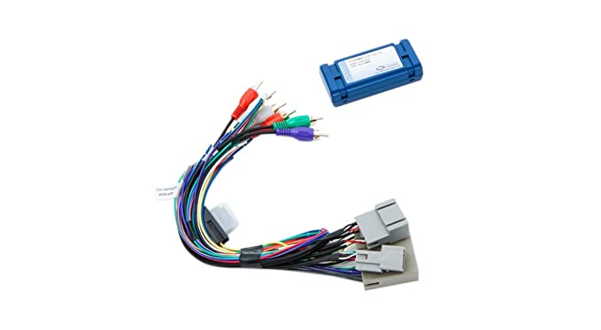 Amazon Pac C2rfrd1 Radio Replacement Interface For Select 2005. Cadillac. Cadillac Seat Wiring Harness 2008 At Scoala.co